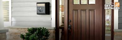 request a free in home consultation with a licensed home depot service provider