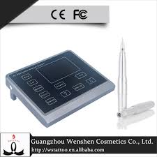 digital permanent makeup machine kit micropigmentation touch screen of permanent makeup machine kit