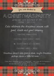 Free Christmas Party Invitation Template Christmas Ulc Pinterest