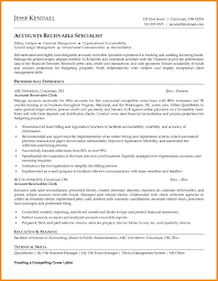 Accounts Payable Clerk Resume Examples Accounts Receivable Accounts Payable Resume Unique Accounts Payable 40