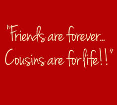 40 Cute Quotes About Cousins Stunning Best Cousins Quote