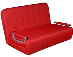 Tammy Folding Bed  Red