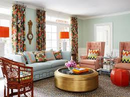 20 Colorful Living Rooms To Copy Hgtv Best Small Living Room Colors