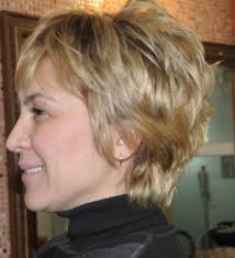 Hairstyle For Women With Short Hair the long & short of layered hairstyles glamy hair 3832 by stevesalt.us