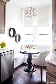 kitchen breakfast nook furniture. Small Breakfast Nook Kitchen K Mart Office Narrow Table Furniture