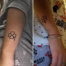 Tatuaggio Con Amica Tatuaggi Tatuaggi Migliore Amico Tatuaggi E