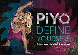 no weights just results with the piyo