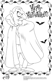 Small Picture Halloween Scary Coloring Pages Scary Halloween Coloring Pages