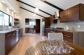 modern cabinet doors. Modern Kitchen With Hardwood Floors Cabinet Doors R
