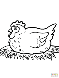 Baby Easter Chick Coloring Pages Printable For Kids Page Animals