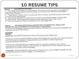 Resume Advice Magnificent Writing Your Personal Statement Study At York University Of York