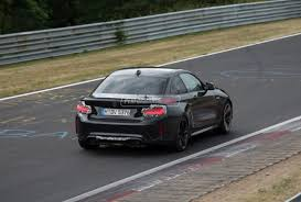 2018 bmw m2. plain 2018 2018 bmw m2 cs at nurburgring2 in bmw m2