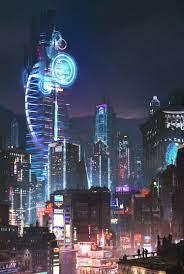 Gray robot wallpaper screenshot, cyberpunk, digital art, futuristic. Cyber City Wallpapers Wallpaper Cave