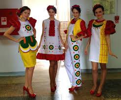 Студентки ВятГГУ устроили модный показ во время защиты диплома  Студентки ВятГГУ устроили модный показ во время защиты диплома
