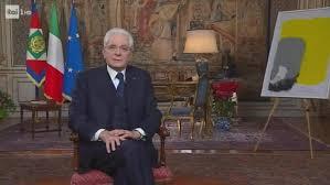 Mattarella nel discorso di fine anno punterà su lavoro e coesione nazionale
