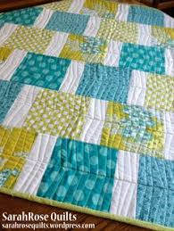 Pinterest Find – Quick Quilt | Square quilt, Herringbone and Layering & Modern Squares Quilt with herringbone quilting design. This would work well  with charm squares ( Adamdwight.com