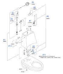 wellesley wall mount toilet repair