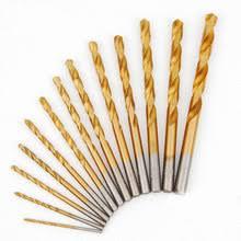 butterfly drill bit. 13pcs hss titanium straight shank auger twist drill bits kit w/ butterfly box bit )