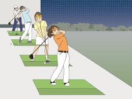 スポランド】夏のゴルフ練習場情報