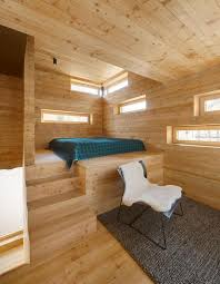 tiny barn house. Christian Schwienbacher - Small House Ortisei Italy Bedroom Humble Homes Tiny Barn D
