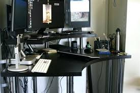 corner desk ikea standing corner desk ers ers within long corner beautiful long corner desk