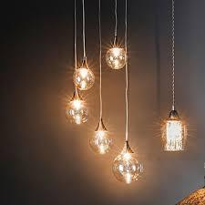 criel pendant light 5 light
