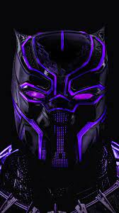 Black Panther iPhone Home Screen ...
