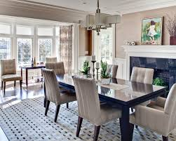 Dining Room Table Centerpieces Modern Nice With Image Of Dining Room