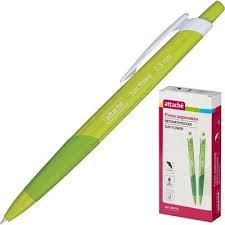 """<b>Ручка шариковая</b> автоматическая """"<b>Sun</b> Flower"""", зеленый корпус ..."""