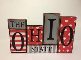 Ohio State Bedroom Decor 17 Best Ideas About Ohio State Crafts On Pinterest Buckeye