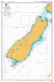 New Zealand Nautical Charts