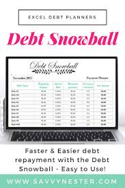 Credit Card Debt Excel Template Debt Snowball Excel Payoff Credit Card Spreadsheet For