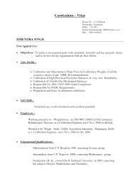 Types Of Resumes Samples Excellent Different Resume Formats 5 9 Best
