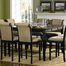 dining room chairs counter height. high dining room chairs astounding cabrillo counter height set coaster furniture 1 u