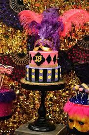 masquerade decoration
