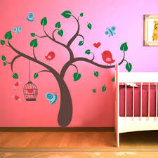 aeproduct  on nursery wall art tree decal with children wall decals tree wall decals and butterfly birds wall decal