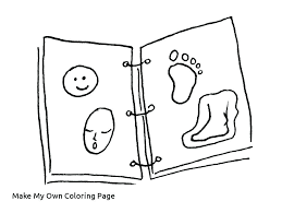 Make My Own Coloring Book Turn Pictures Into Coloring Book Pages