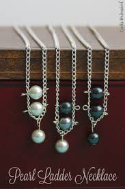 supplies needed to make your own pearl necklace diy jewelry links1