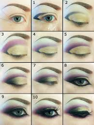 dramatic arabic inspired makeup tutorial