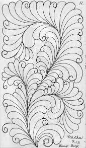 LuAnn Kessi: Quilting Sketch Book.....Bump Back Feathers & Quilting Sketch Book.....Bump Back Feathers Adamdwight.com
