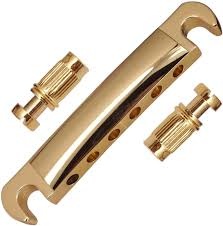 Golden Guitar Saddle Bridge Tailpiece 3R 3L String Tuners for <b>EPI</b> ...