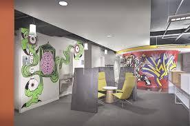 office graffiti wall. Architecture Office Graffiti Wall