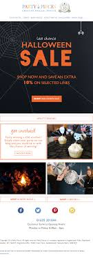 halloween sale flyer halloween email templates and inspiration emails