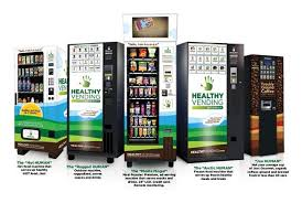 Human Vending Machines Beauteous Healthy Vending Of Virginia