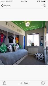 Image Amtektekfor Boys Soccer Bedroom Football Theme Bedroom Football Themed Rooms Soccer Room Decor Pinterest 41 Best Soccer Room Images Baby Room Girls Football Bedroom
