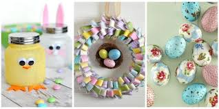 60 easy easter crafts ideas for easter diy decorations gifts intended for art and craft activities for easter