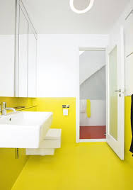 bathroom colors yellow. Yellow And White Bathroom For Small Colors