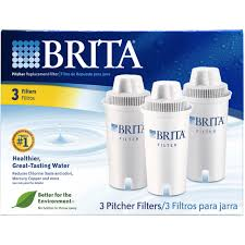 brita water filter replacement. Brita Pitcher Replacement Filters 3 Pk. Water Filter I