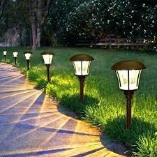 Designer Garden Lights Enchanting Modern Solar Garden Lights Radiomarinhais