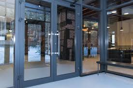 Commercial Doors | Anthony's Glass